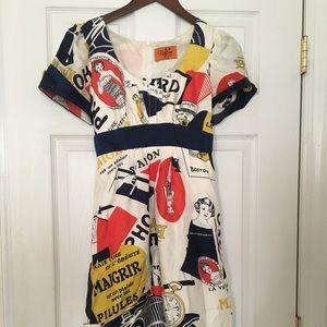 Voom by Joy Han 1950s Dress
